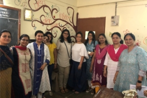July 2018 Projects by Inner Wheel Club of Bombay Bayview