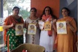 West Zone Meet 2018 - Inner Wheel Club of Bombay Bayview